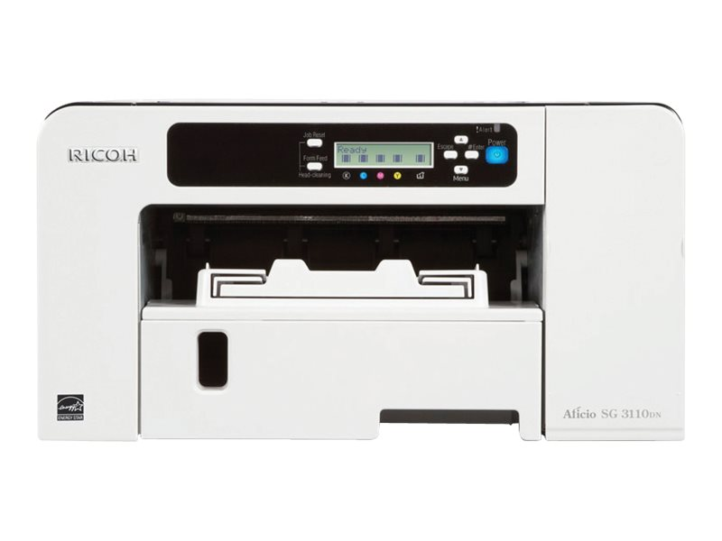 Ricoh Aficio SG 3110DN - imprimante - couleur - jet d'encre