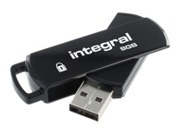 Integral Europe Cl�s USB INFD8GB360SECV2