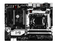 MSI Z170A Krait Gaming 3X Motherboard ATX LGA1151 Socket