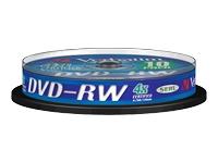 Verbatim DataLifePlus - DVD-RW x 10 - 4.7 Go - support de stockage