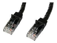 STARTECH - CABLE StarTech.com Snagless Cat6 UTP Patch CableN6PATC15MBK