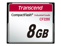 Transcend Cartes Flash TS8GCF220I