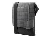 HP UltraSlim Tablet Sling - Sling bag for tablet - for Elite x2; EliteBook Folio 1020 G1; EliteBook x360; Pro Tablet 608 G1, 610 G1; x2