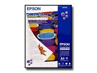 Epson Double-Sided Matte Paper - papier mat double face - 50 feuille(s)