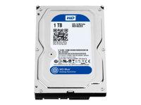 WD Blue WD10EZEX - Hard drive - 1 TB