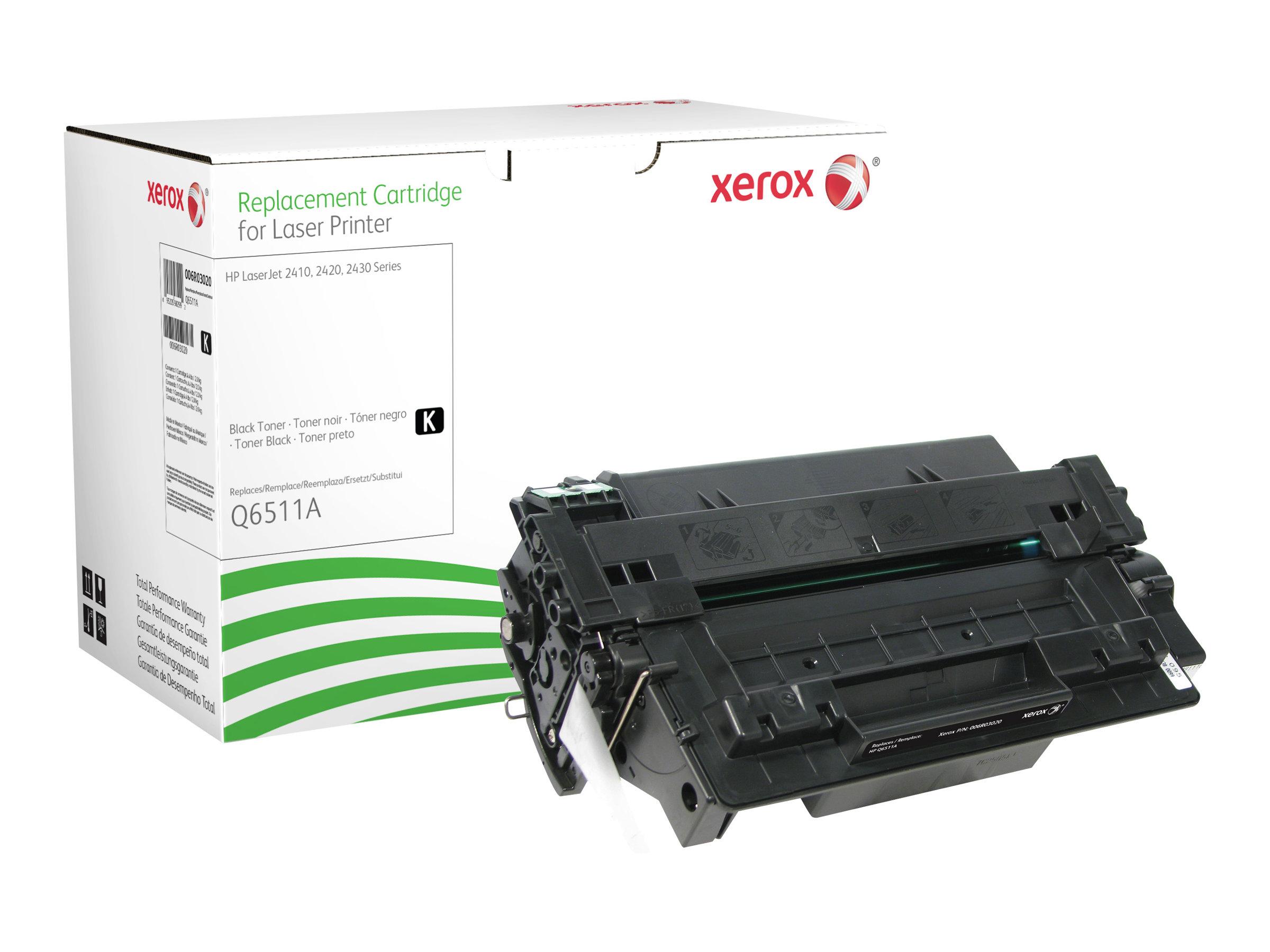 Xerox - noir - cartouche de toner (alternative pour: HP Q6511A)