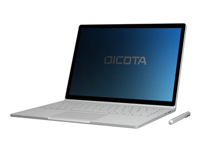 Dicota Secret 4-Way - Ochrana obrazovky notebooku - 13.5