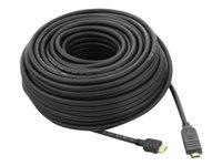 PremiumCord, HDMI High Speed with Ether. kabel se zesilovaem, 15