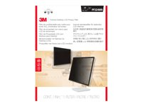 """Image of 3M Framed Privacy Filter for 24"""" Widescreen Monitor - display privacy filter - 24"""" wide"""