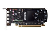 PNY ELECTR, PNY NVIDIA Quadro P1000 DP 4GB GDDR5