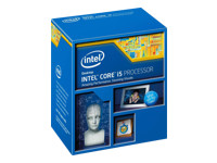 Intel Core i5 4440 3.1 GHz 4 cores 4 tråde 6 MB cache LGA1150 Socket