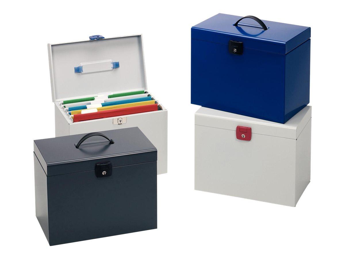 esselte valisette trieur m talique disponible dans diff rentes couleurs trieurs organistaion. Black Bedroom Furniture Sets. Home Design Ideas