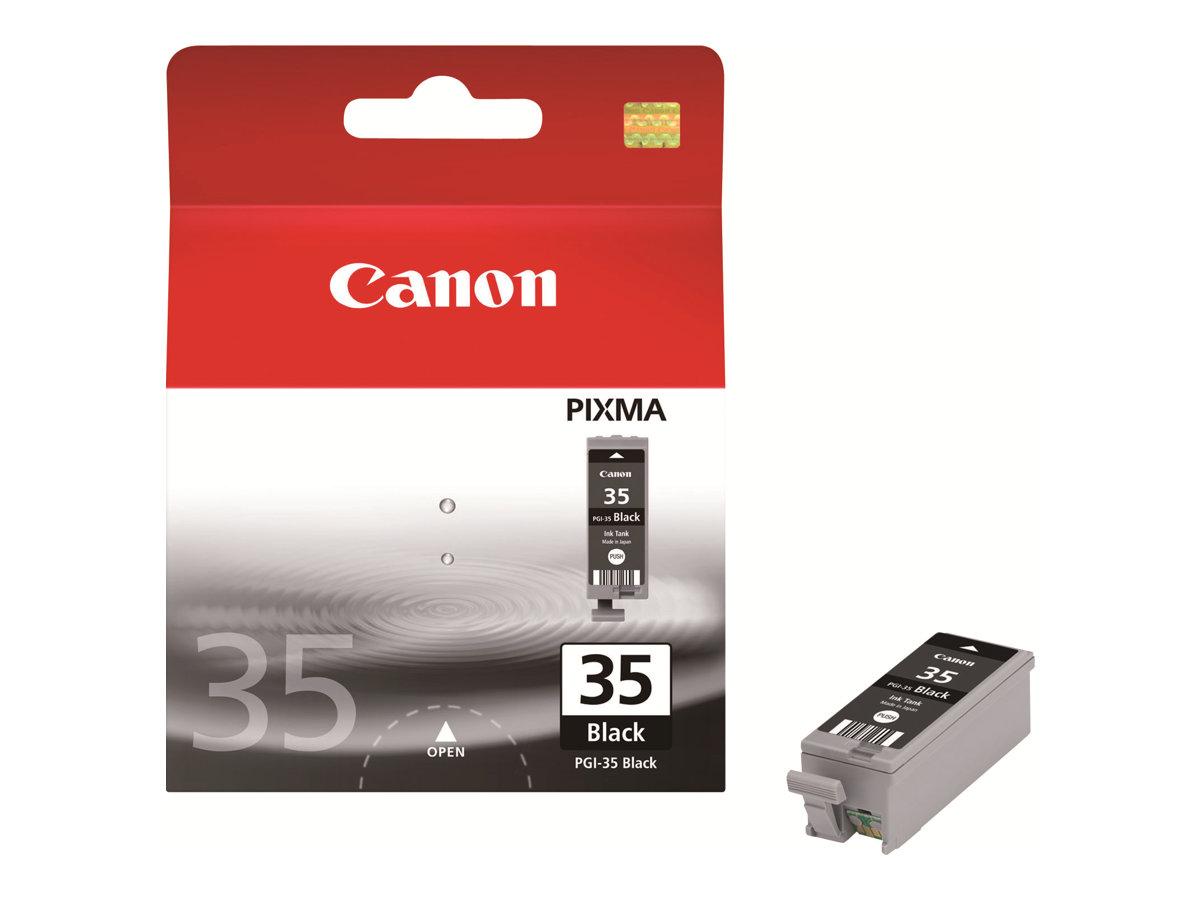 Canon PGI-35 Black - noir - originale - réservoir d'encre