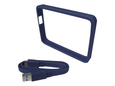 WD Grip Pack WDBZBY0000NBA - Ochrana externího pevného disku - slída - pro My Passport Ultra WDBGPU0010BBK, WDBGPU0010BBL, WDBGPU0010BBY, WDBGPU0010BWT