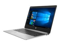 "HP EliteBook Folio G1 - Core m7 6Y75 / 1.2 GHz - Win 10 Pro 64-bit - 8 GB RAM - 256 GB SSD NVMe - 12.5"" touchscreen 1920 x 1080 (Full HD) - HD Graphics 515 - Wi-Fi, Bluetooth - kbd: US - with HP 90W Docking Station"