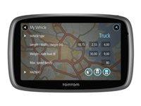 TomTom TRUCKER 5000 GPS navigator automotiv 5 tommer widescreen