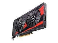 ASUS EX-GTX1050-2G Grafikkort NVIDIA GeForce GTX 1050 2 GB GDDR5