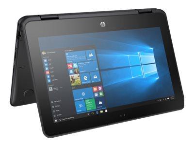 "HP ProBook x360 11 G1 - Education Edition - flip design - Pentium N4200 / 1.1 GHz - Win 10 Pro 64-bit National Academic - 4 GB RAM - 128 GB SSD HP Value - 11.6"" touchscreen 1366 x 768 (HD) - HD Graphics 550 - Wi-Fi, Bluetooth - kbd: US - HP k-12 education"