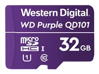 WD Purple SC QD101 WDD032G1P0C - Tarjeta de memoria flash - 32 GB