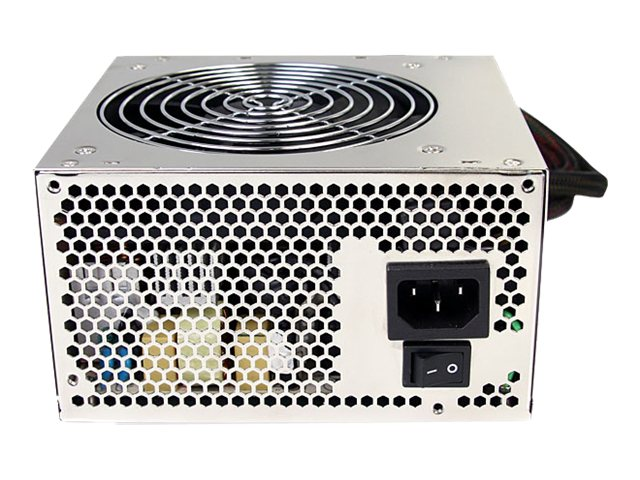 Image of StarTech.com Professional 630 Watt ATX12V 2.3 80 Plus Computer Modular Power Supply - power supply - 630 Watt