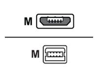 MCL Samar C�ble USB MC922AHB-1M