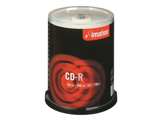 Imation   CD R x 100   700 MB