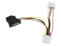 StarTech.com C�ble PC  LP4SATAFM2L