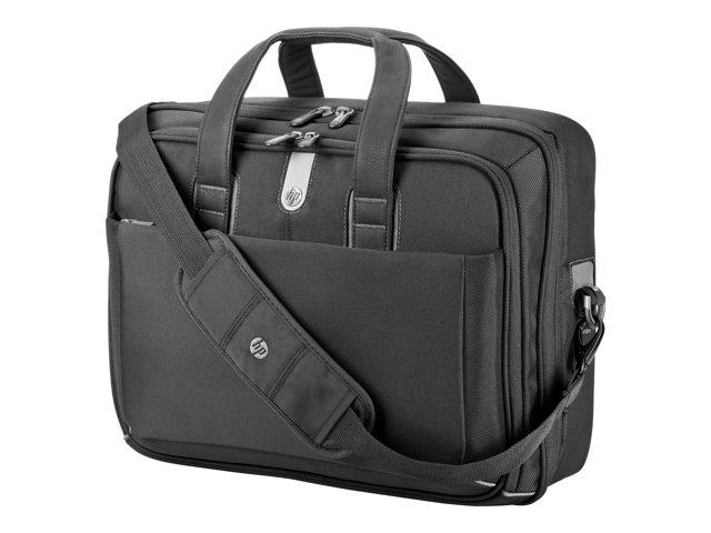 hp business top load case sacoche pour ordinateur portable hp sacoche malette et housse pc. Black Bedroom Furniture Sets. Home Design Ideas
