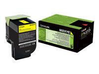 Lexmark Cartouches toner laser 80C2XYE