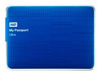 WD My Passport Ultra WDBMWV0020BBL Harddisk krypteret 2 TB