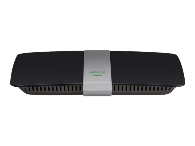 Image of Linksys EA6350 - wireless router - 802.11a/b/g/n/ac (draft) - desktop