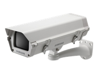 Samsung Security SHB-4200H - Camera housing - with blower, heater - AC 24 V - indoor, outdoor - for Samsung WiseNet SNB-9000; WiseNet A1 SCZ-3430; Samsung Techwin SCB-3001