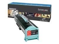 Lexmark Cartouches toner laser X860H21G