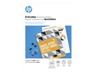 HP Everyday - Glossy - back/front coated - Letter A Size (8.5 in x 11 in) - 120 g/m² - 150 sheet(s) photo paper - for LaserJet MFP M42625, MFP M438, MFP M442, MFP M443; Neverstop 1001, 1202