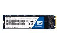 WD Blue PC SSD WDS500G1B0B - Solid state drive - 500 GB