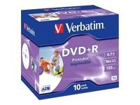 Verbatim CD-R/W et DVD-R 43508