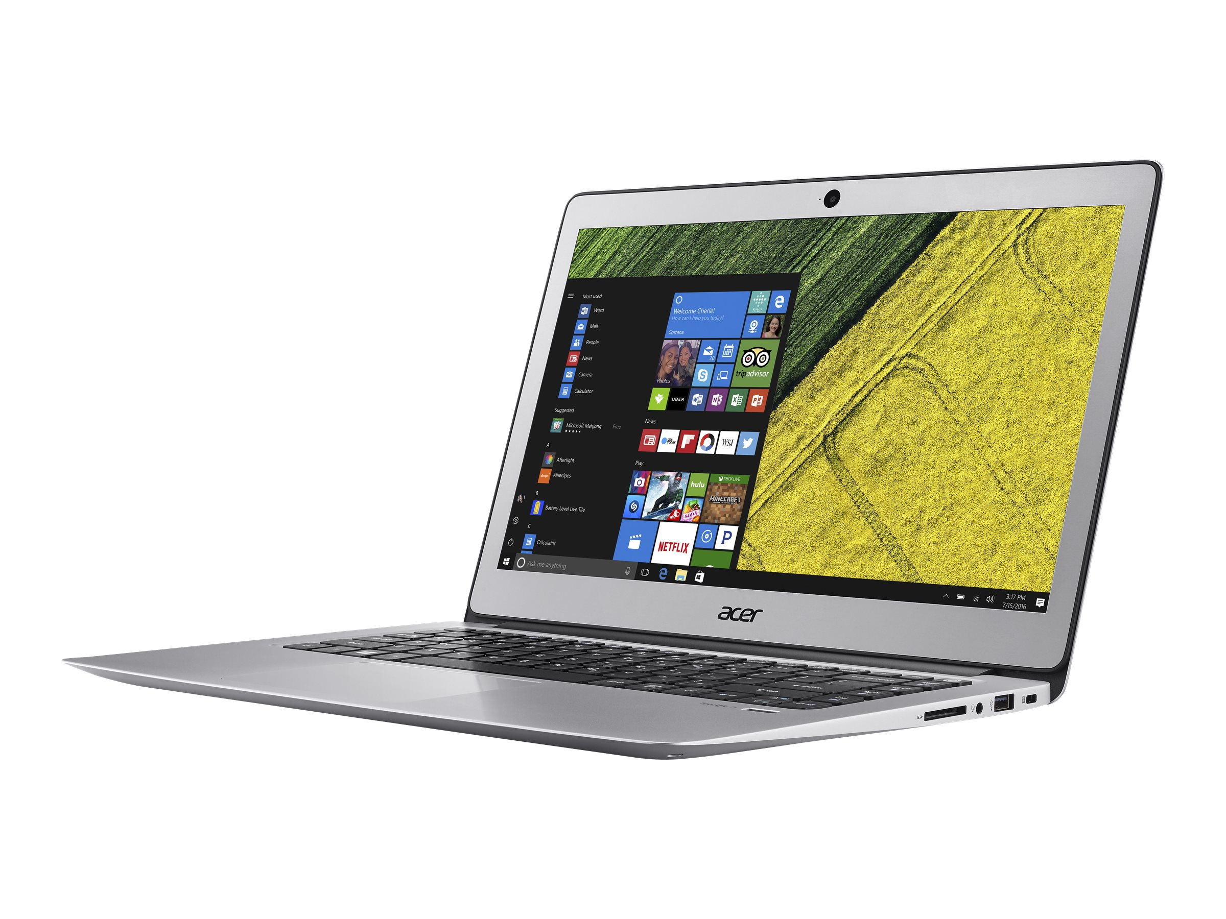 ACER SWIFT 3 SF314-51-31MJ I3 4GB 128SSD 14 W10