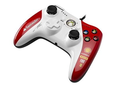 Gamepad Thrustmaster GPX LightBack Ferrari