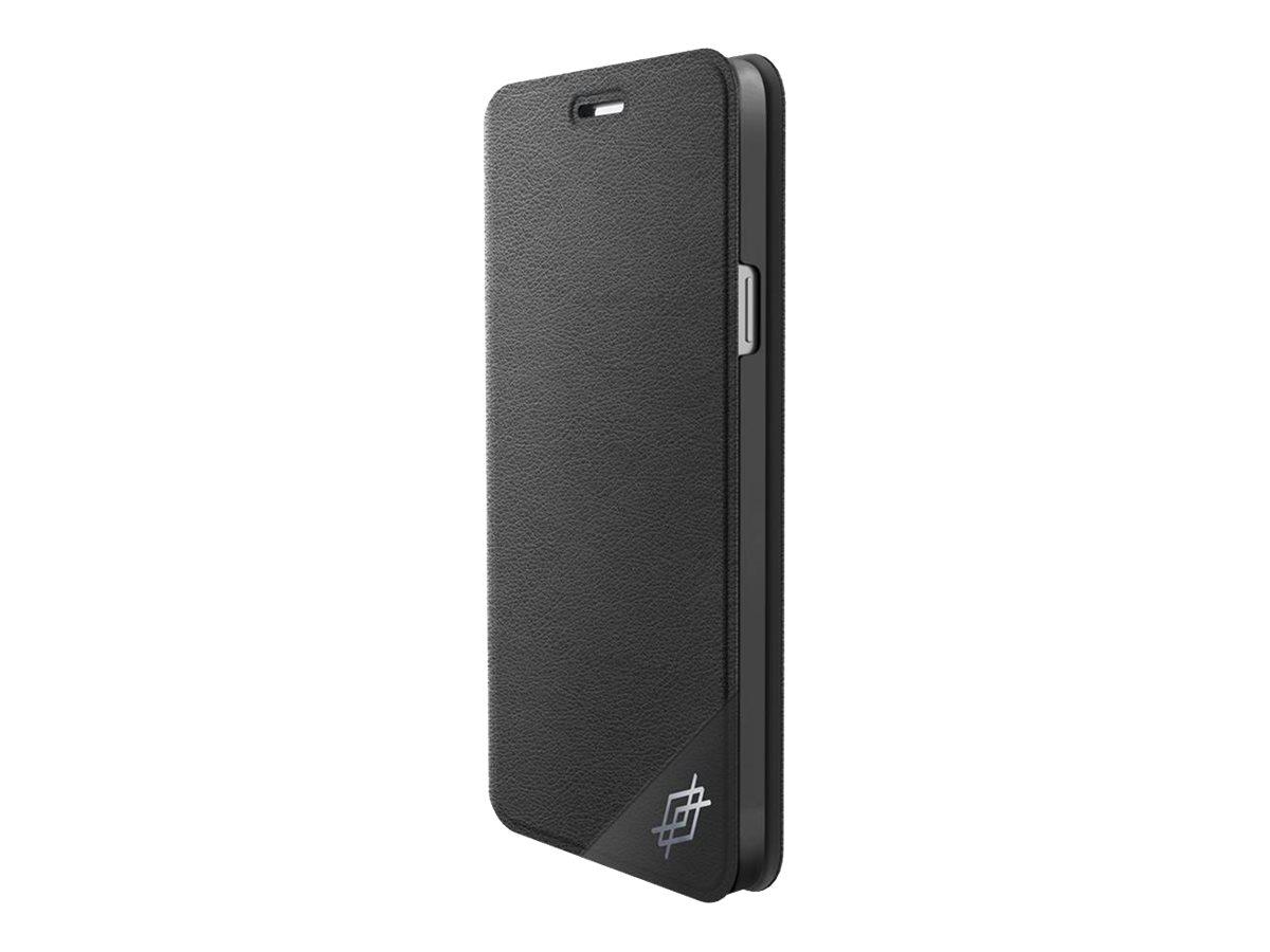 X-Doria - Protection à rabat pour Samsung Galaxy S6 - noir