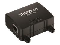 TRENDnet TPE-104GS PoE fordeler 48 V output-stikforbindelser: 1