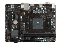 MSI A68HM-E33 V2 - Motherboard - micro ATX