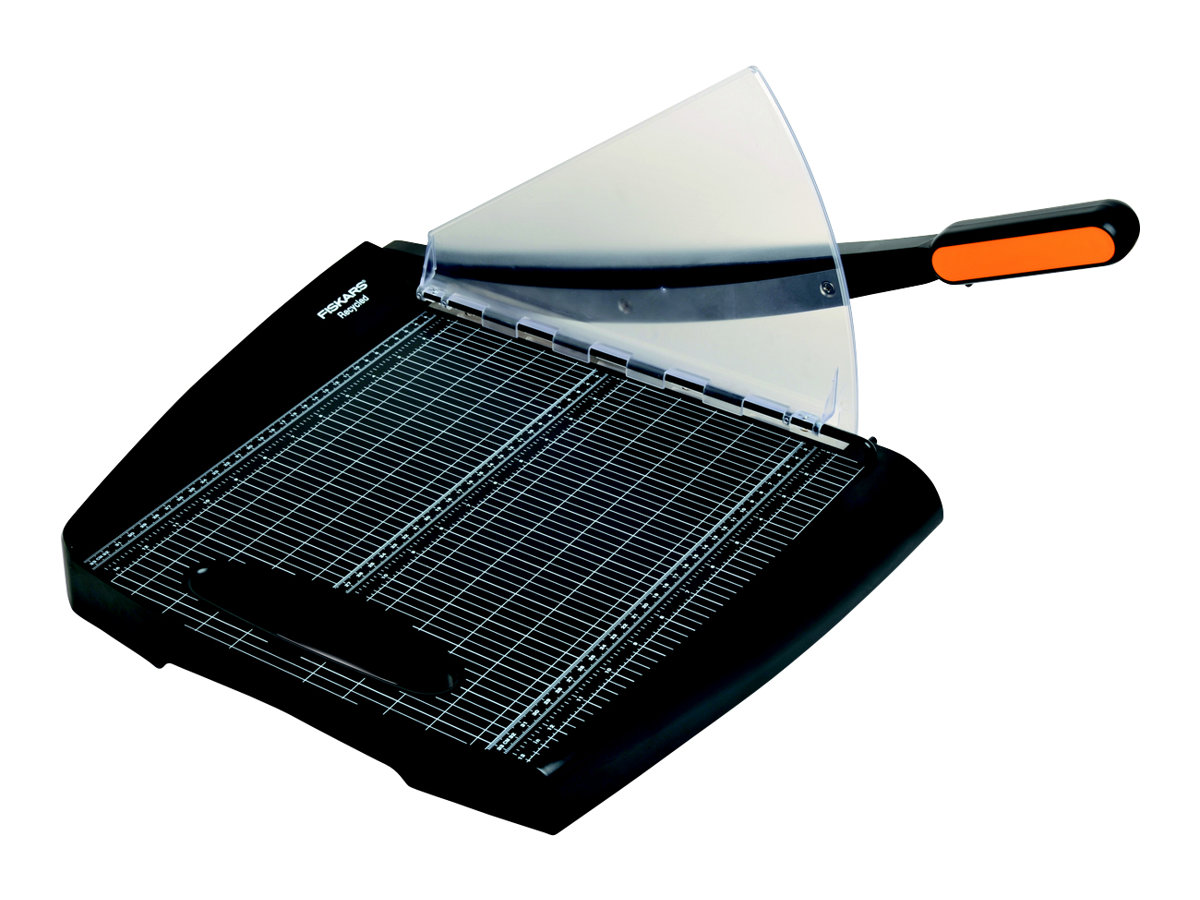 Fiskars A4 Recycled A4 Recycled Bypass Guillotine - cisaille