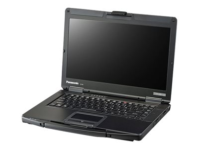 "Panasonic Toughbook 54 Prime - Core i5 6300U / 2.4 GHz - Win 7 Pro (includes Win 10 Pro License) - 4 GB RAM - 500 GB HDD - 14"" IPS 1366 x 768 (HD) - HD Graphics 520 - Wi-Fi, Bluetooth - with Toughbook Preferred"