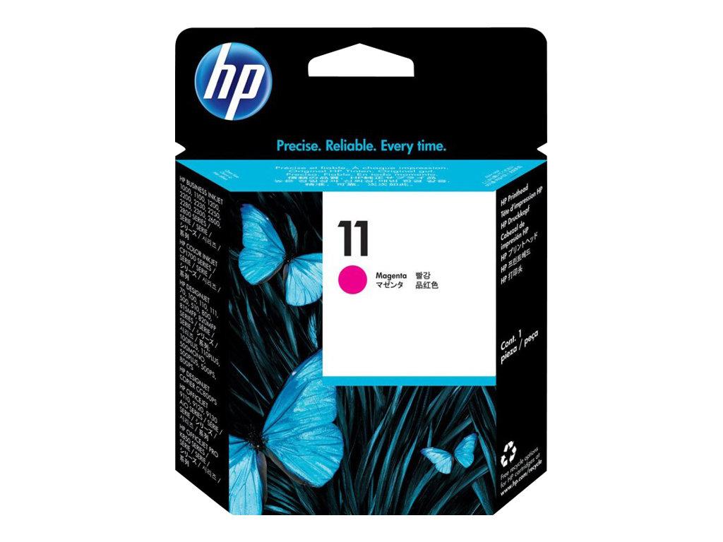 HP 11 - magenta - tête d'impression