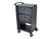 Ergotron Tablet Management Cart 32 with ISI - chariot