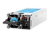 HPE - alimentation - branchement à chaud / redondante - 500 Watt - 564 VA