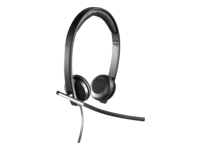 Logitech USB Headset Stereo H650e - casque