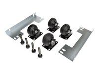 Tripp Lite SmartRack Heavy-Duty Rolling Caster Kit, 4 pack