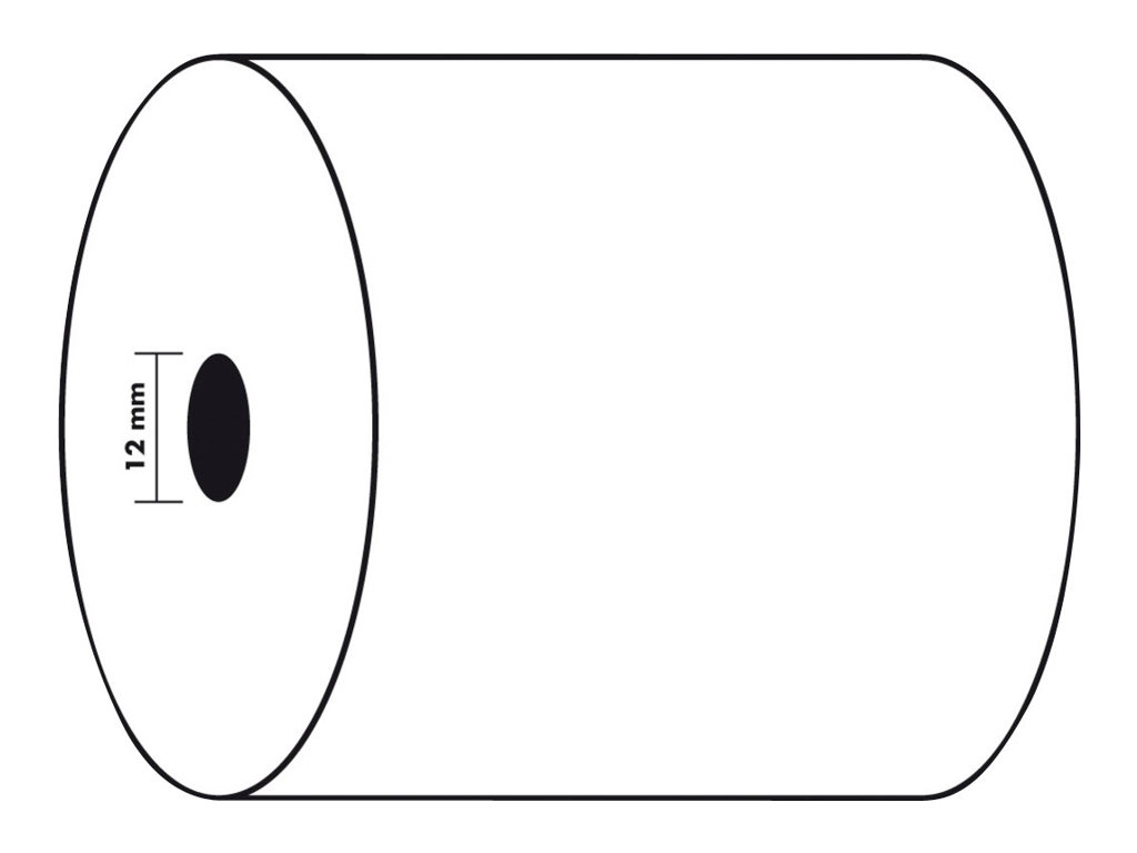 Exacompta - papier thermique - 1 rouleau(x)