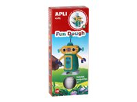 APLI kids Fun Dough Robot - kit de pâte à modeler